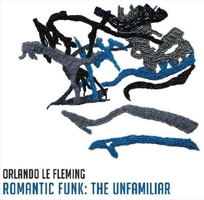 Romantic Funk - The Unfamiliar | CD