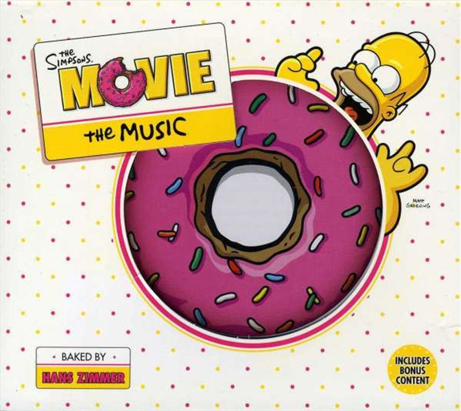Simpsons Movie | CD