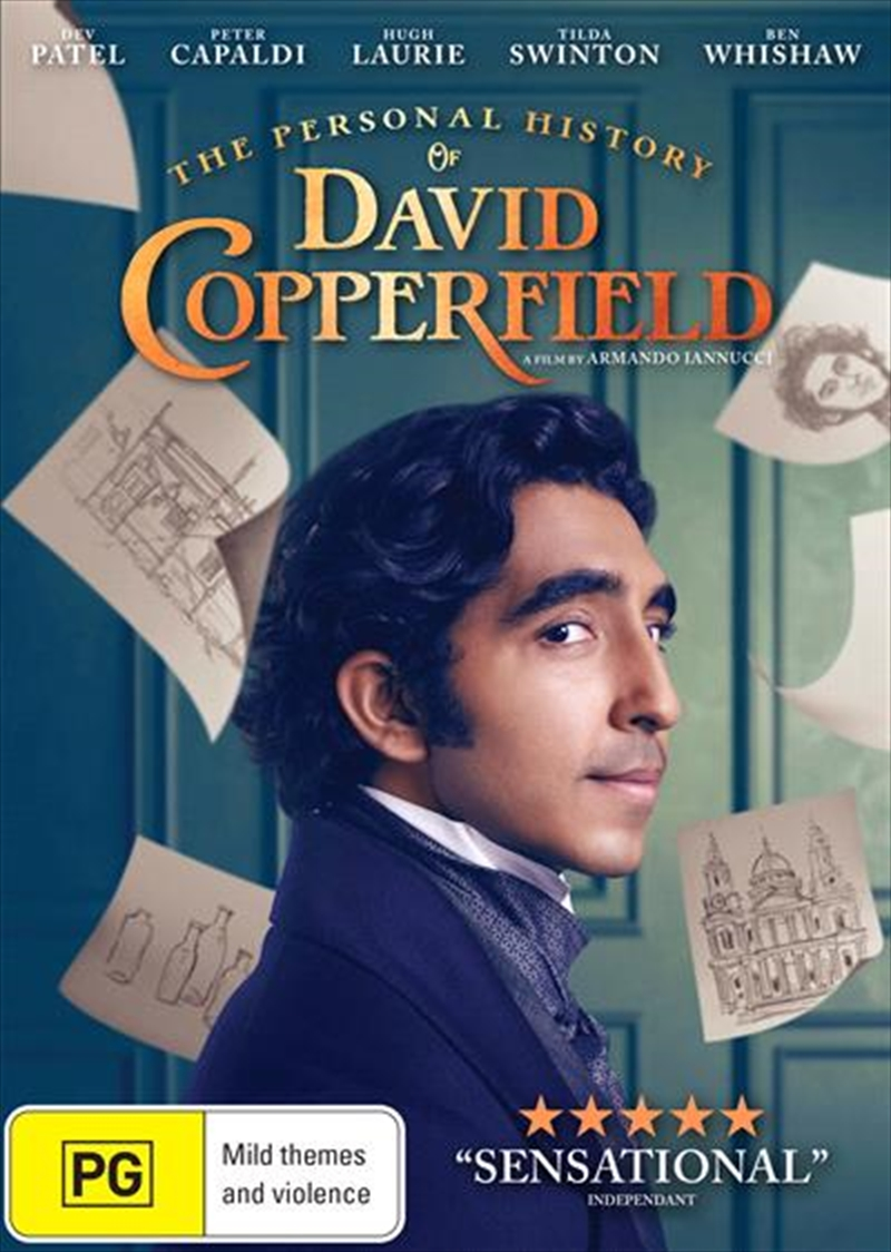 Personal History Of David Copperfield, The | DVD