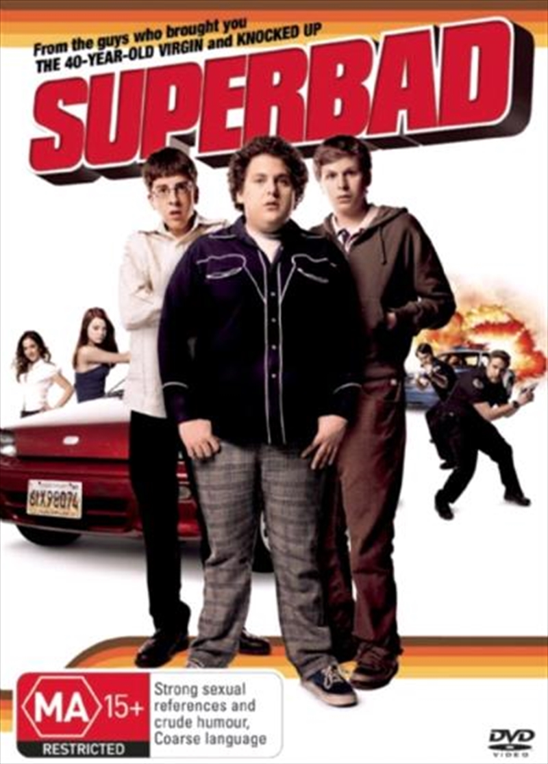 Superbad | Encore | DVD
