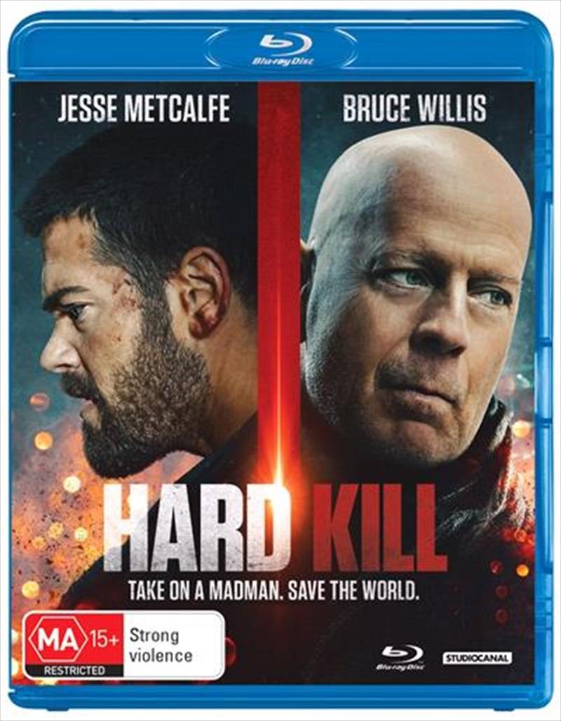 Hard Kill | Blu-ray