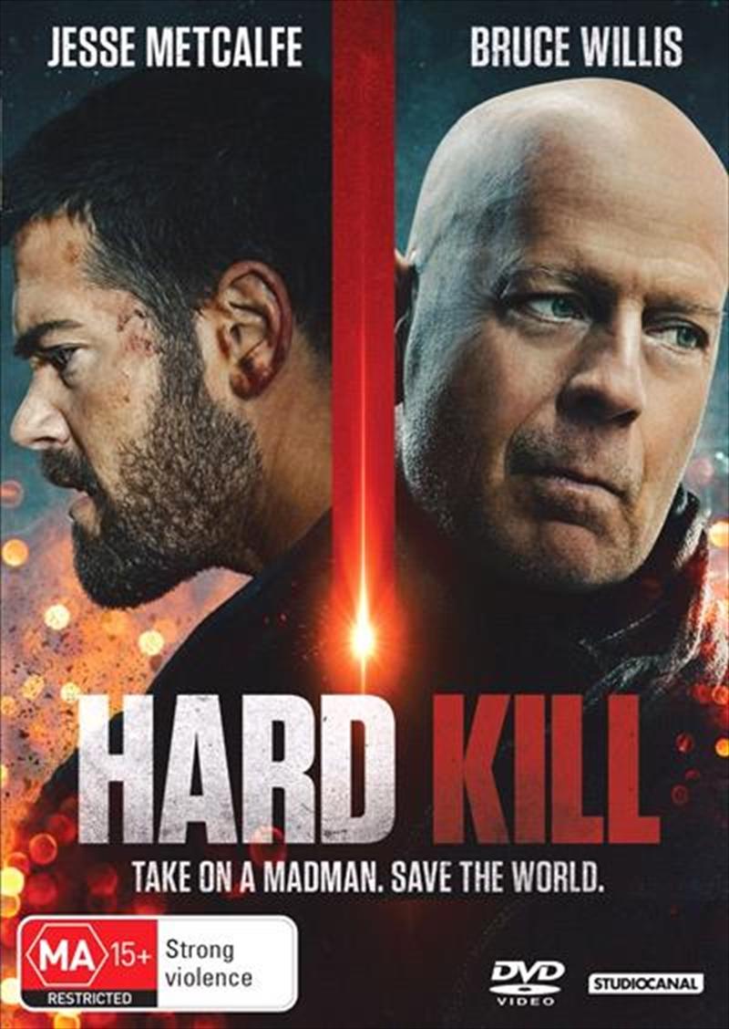 Hard Kill | DVD