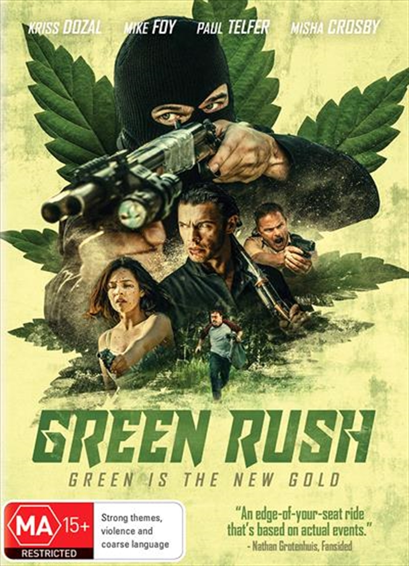 Green Rush | DVD
