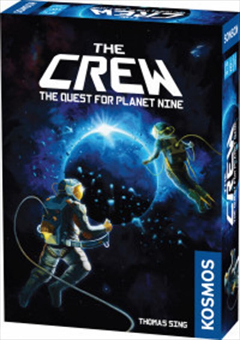 Crew The Quest For Planet Nine | Merchandise