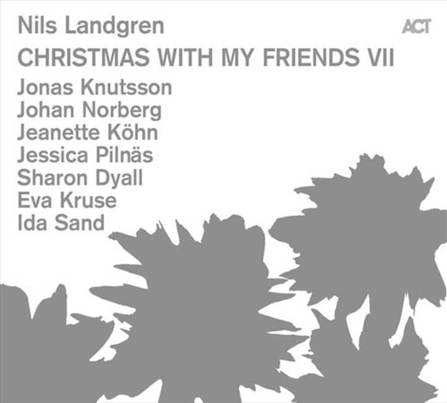 Christmas With My Friends VII | CD