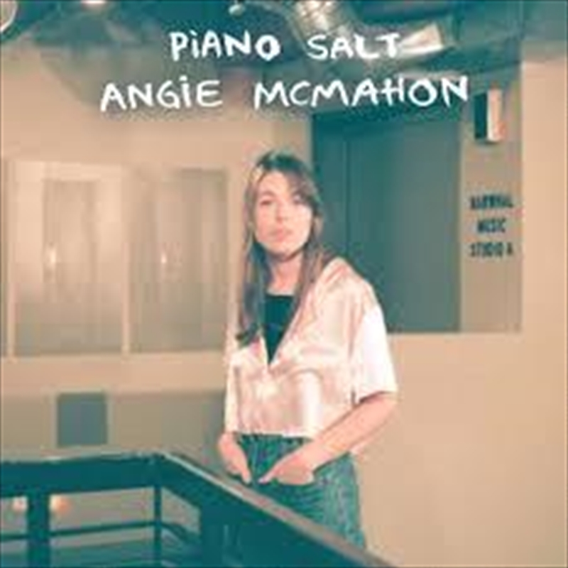 Piano Salt | CD