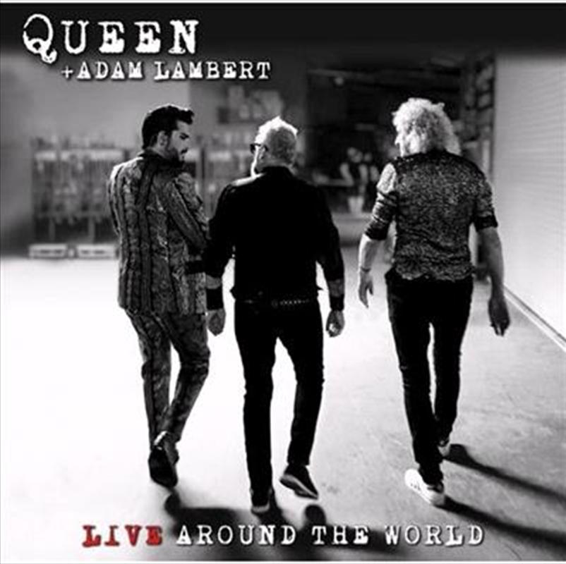Live Around The World | Blu-ray/CD