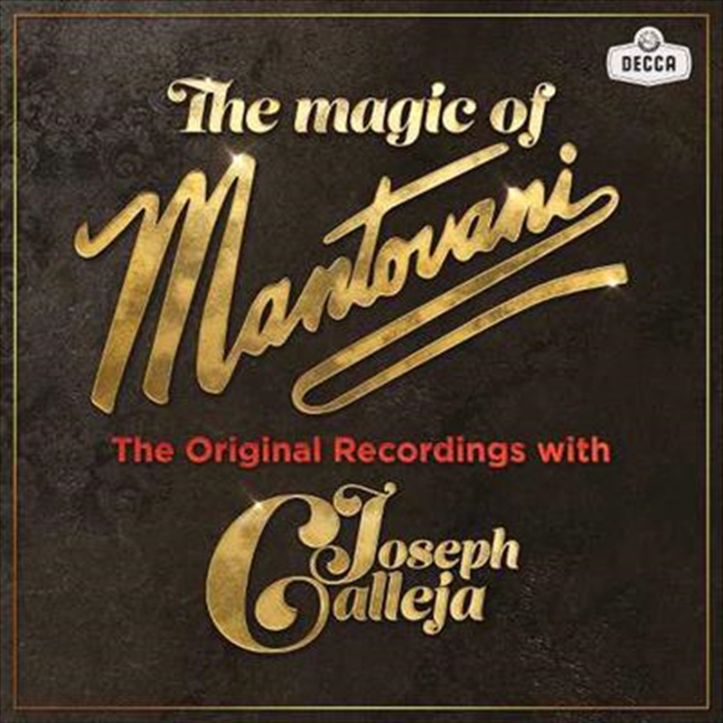 Magic Of Mantovani And Me | CD