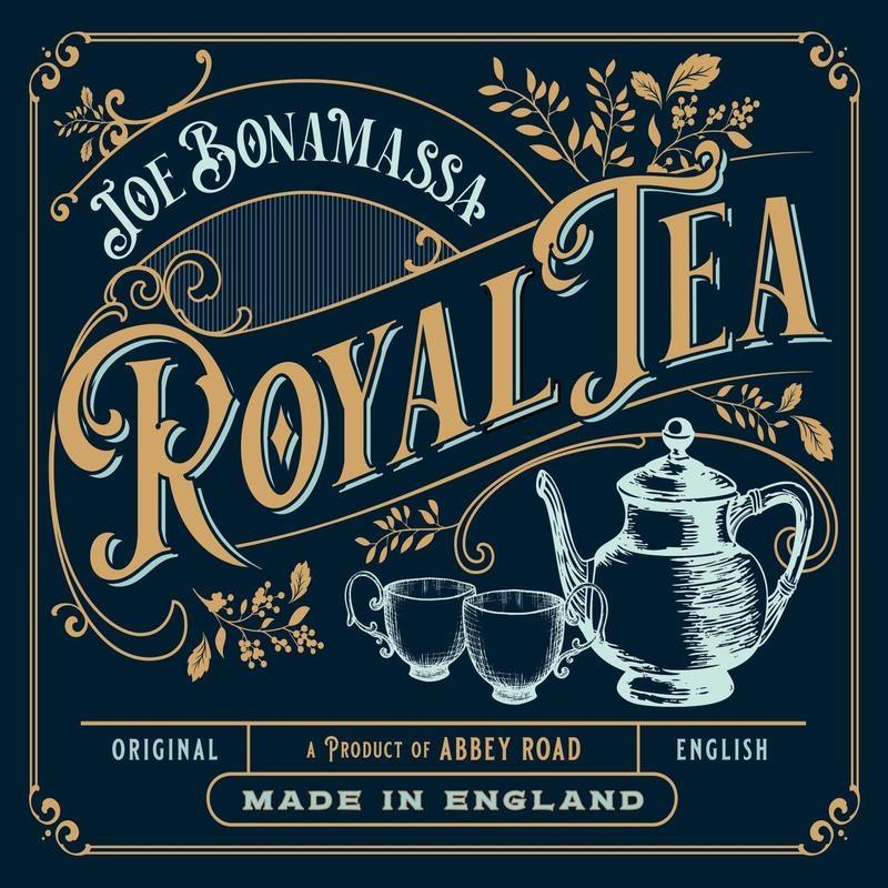 Royal Tea | CD