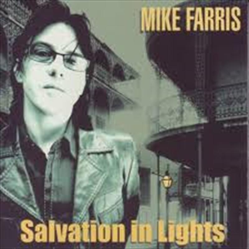 Salvation In Lights | CD