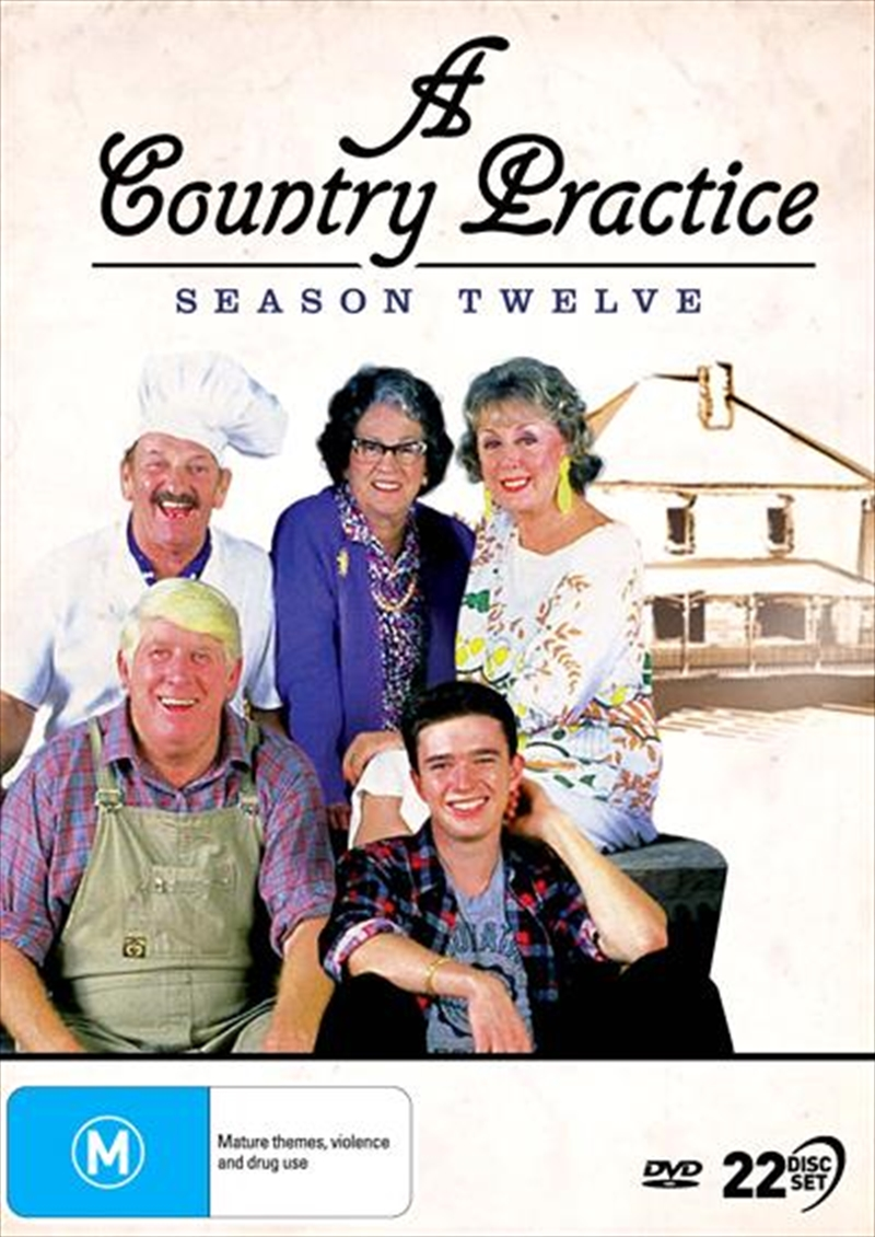 A Country Practice - Series 12 | DVD