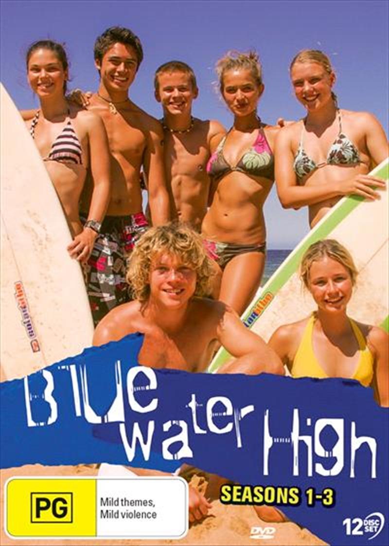 Blue Water High - Season 1-3 | Boxset | DVD