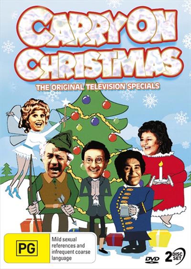 Carry On Christmas - The Original TV Specials | DVD
