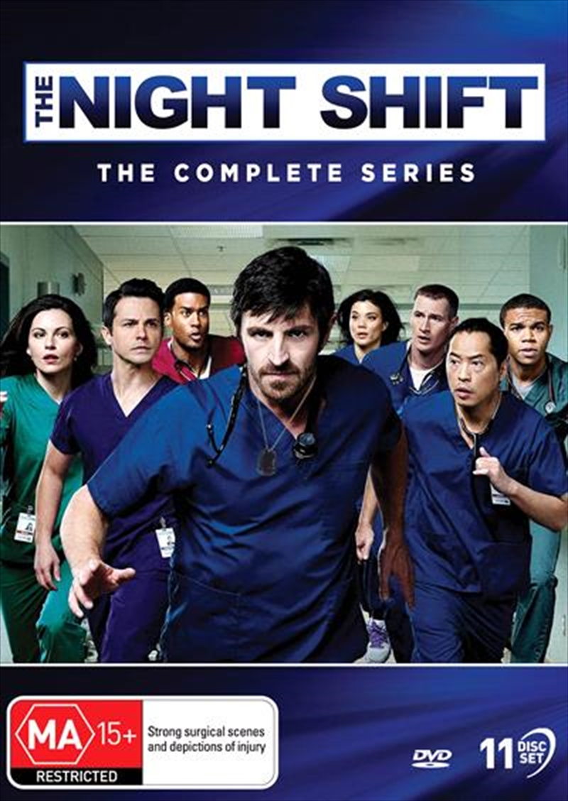 Night Shift | Complete Series, The | DVD