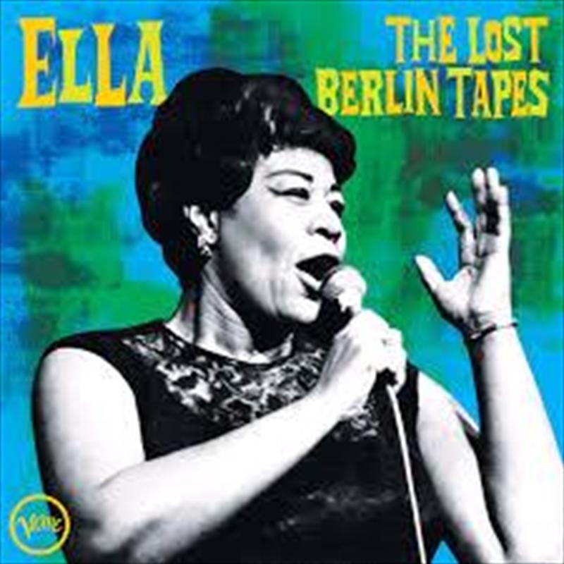 Ella - Lost Berlin Tapes | CD