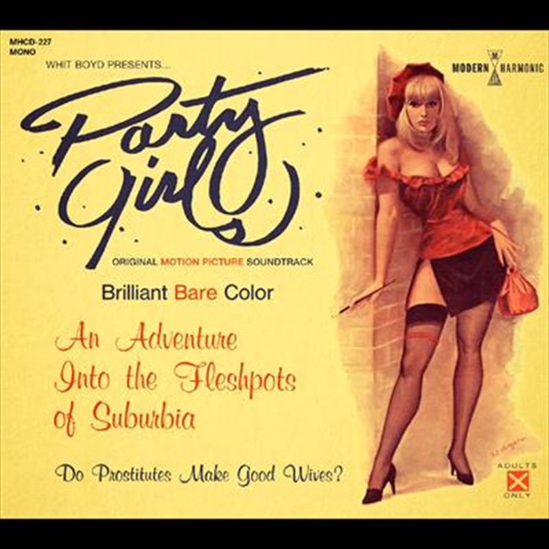 Party Girls | CD