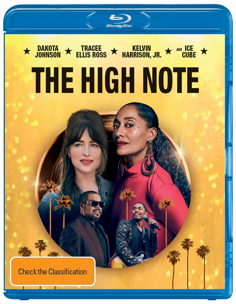High Note, The | Blu-ray