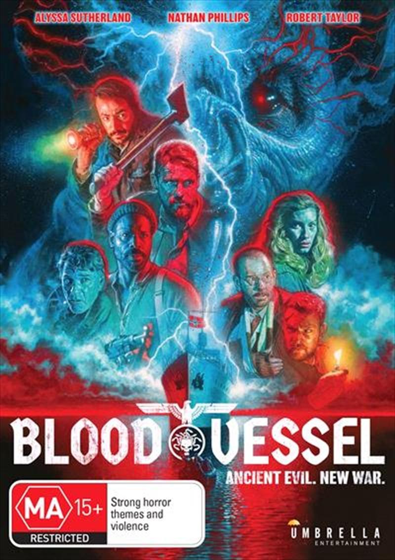 Blood Vessel | DVD