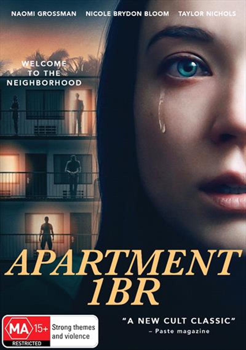 Apartment 1BR | DVD