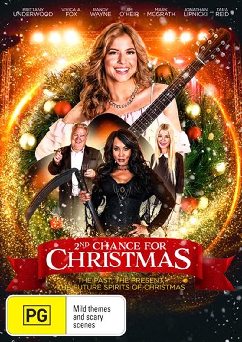 2nd Chance For Christmas   DVD