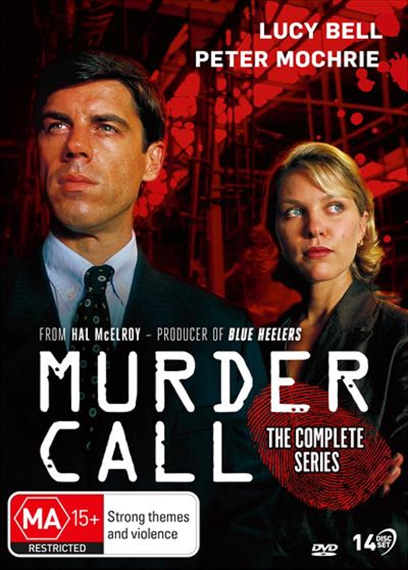Murder Call | Complete Collection | DVD