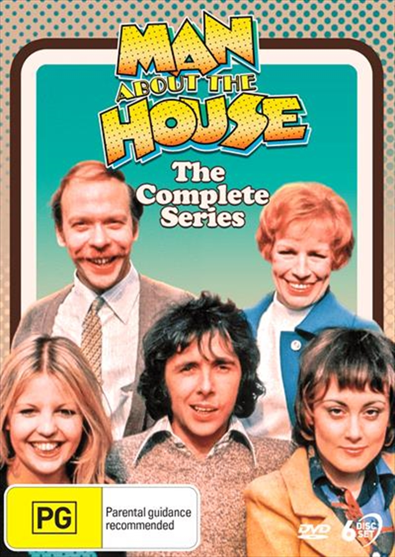 Man About the House | Complete Series | DVD