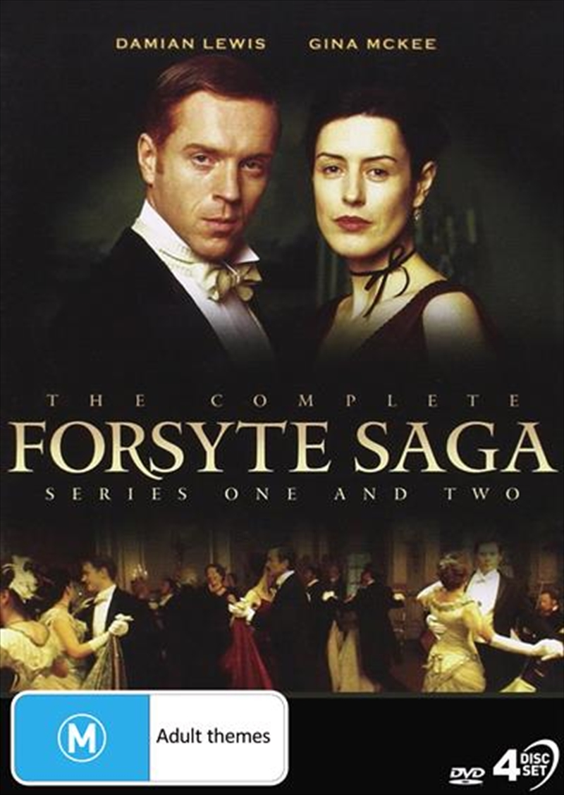 Forsyte Saga - Series 1-2, The | DVD