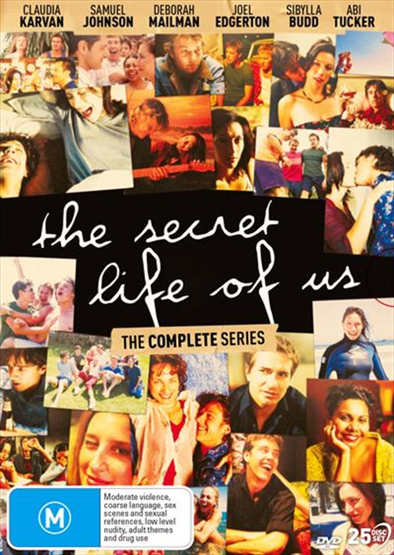 Secret Life Of Us | Complete Series, The | DVD