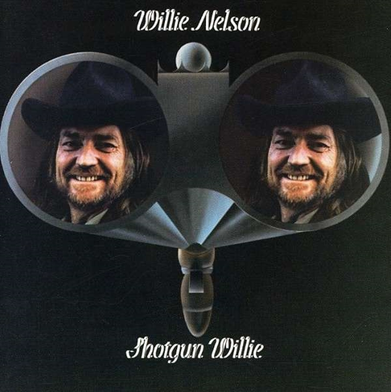 Shotgun Willie | CD