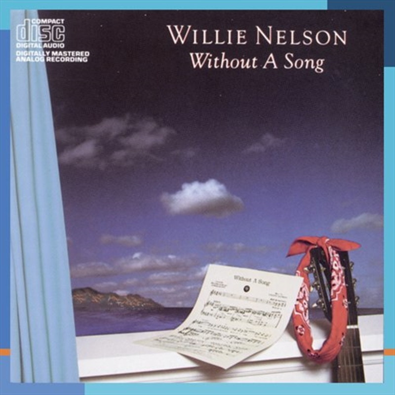 Without A Song | CD