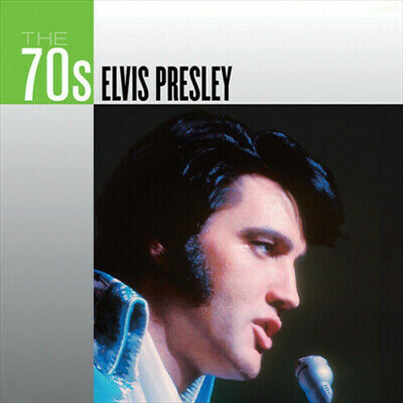 The 70s: Elvis Presley   CD