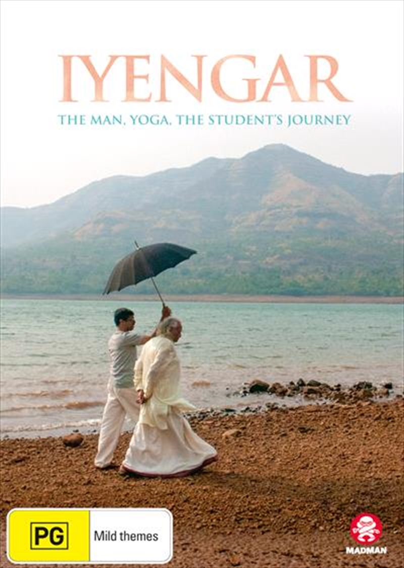 Iyengar - The Man, Yoga, The Student's Journey | DVD
