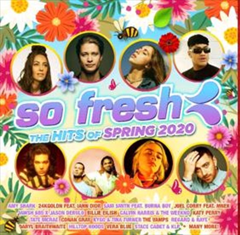 So Fresh - Hits Of Spring 2020 | CD