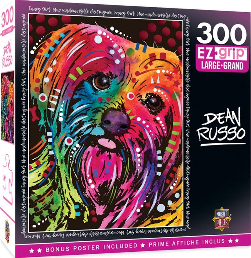 Dean Russo Fancy Girl Ez Grip 300 Piece Puzzle | Merchandise