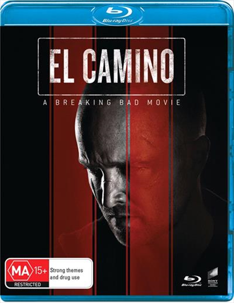 El Camino - A Breaking Bad Movie   Blu-ray