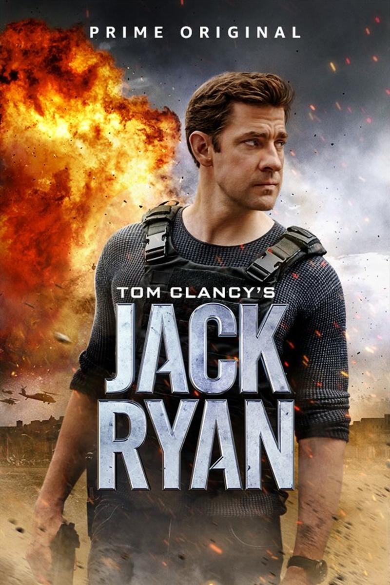 Tom Clancy's Jack Ryan - Season 3 | DVD