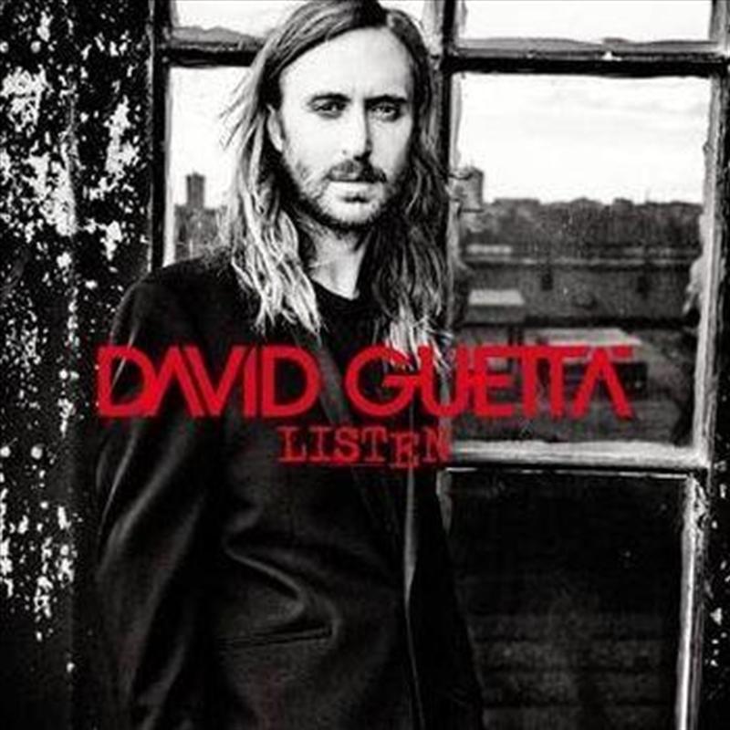 David Guetta - Listen | CD