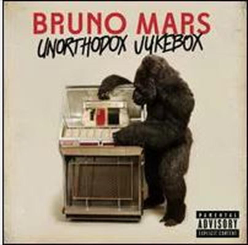 Unorthodox Jukebox   CD