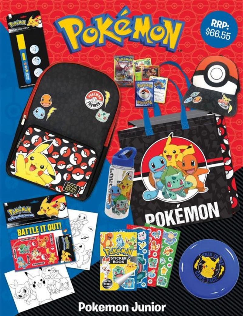 Pokemon Showbag   Merchandise