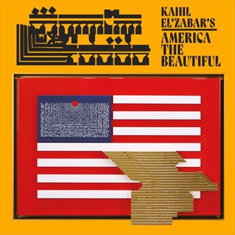 Kahil El'Zabar's America The Beautiful | CD