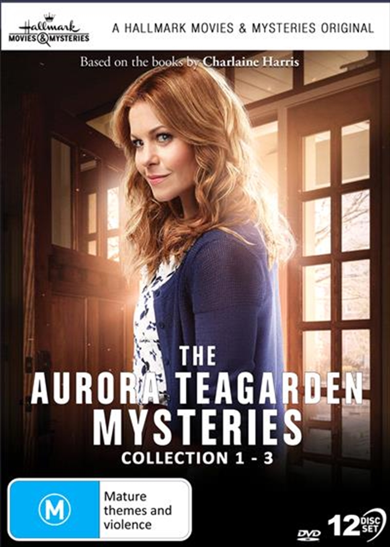 Aurora Teagarden Mysteries - Collection 1-3, The | DVD