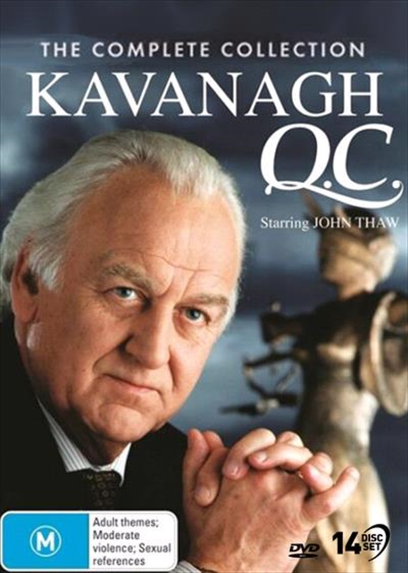 Kavanagh Q.C. | Complete Collection | DVD
