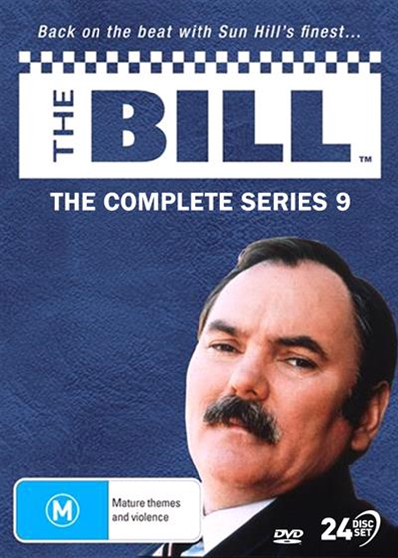 Bill - Series 9, The | DVD