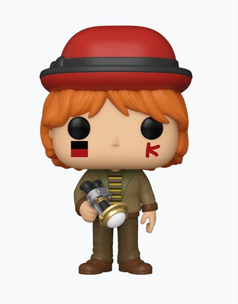 Harry Potter - Ron World Cup NYCC 2020 US Exclusive Pop! Vinyl [RS] | Pop Vinyl
