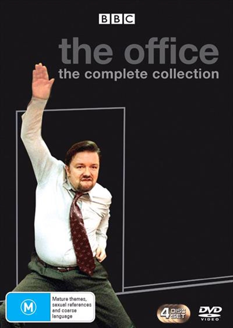 Office (UK) - Series 1-3 | Complete Series, The | DVD