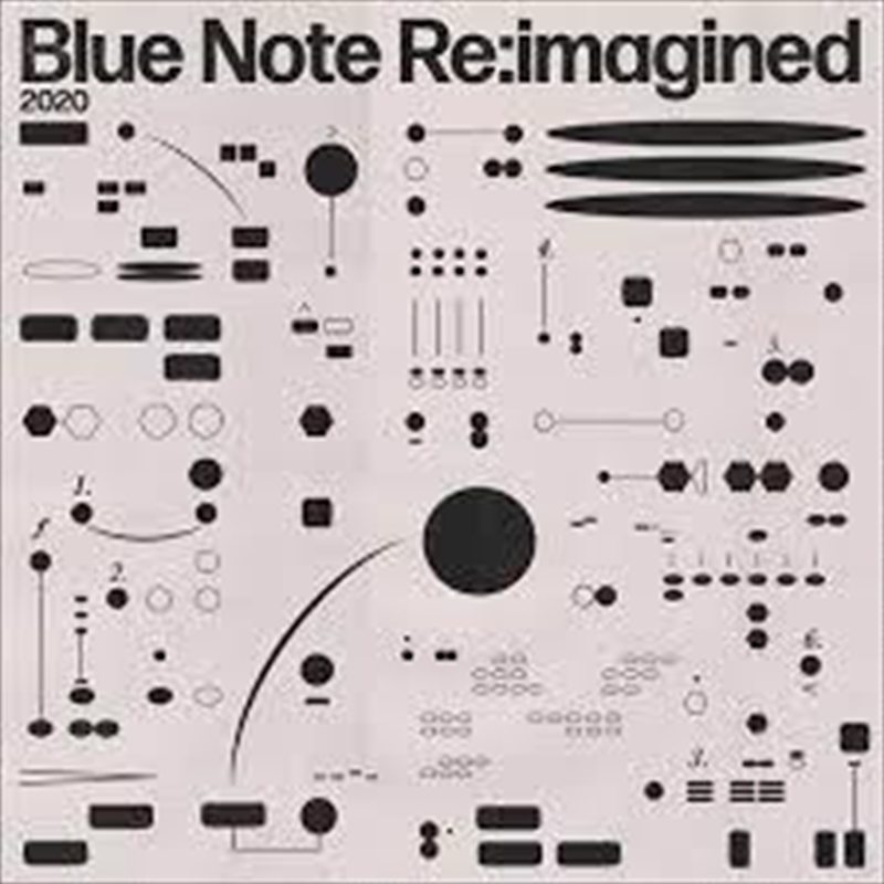 Blue Note Re:Imagined | CD