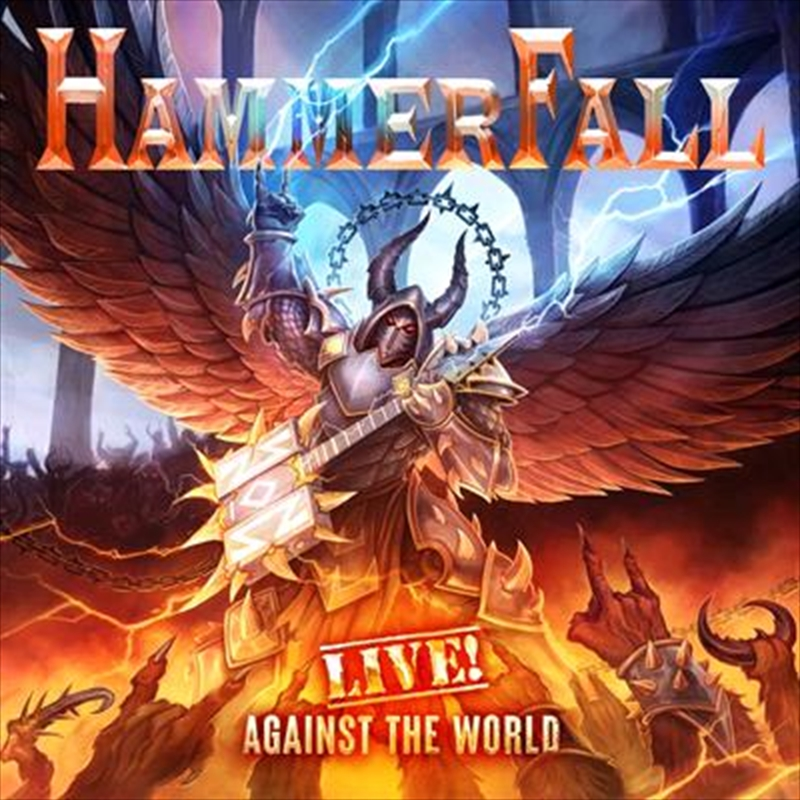 Live Against The World - Deluxe Edition | CD