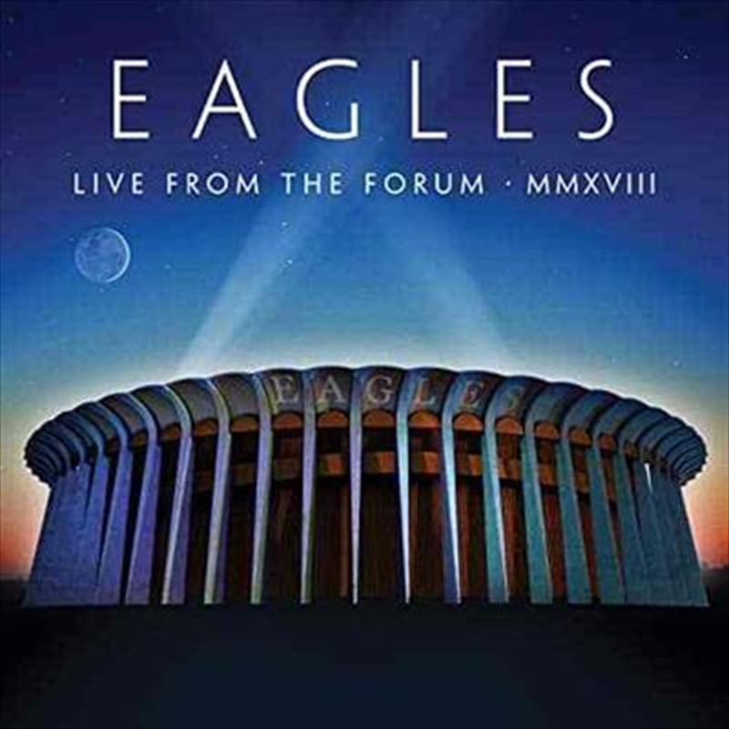 Live At The Forum | CD/BLURAY