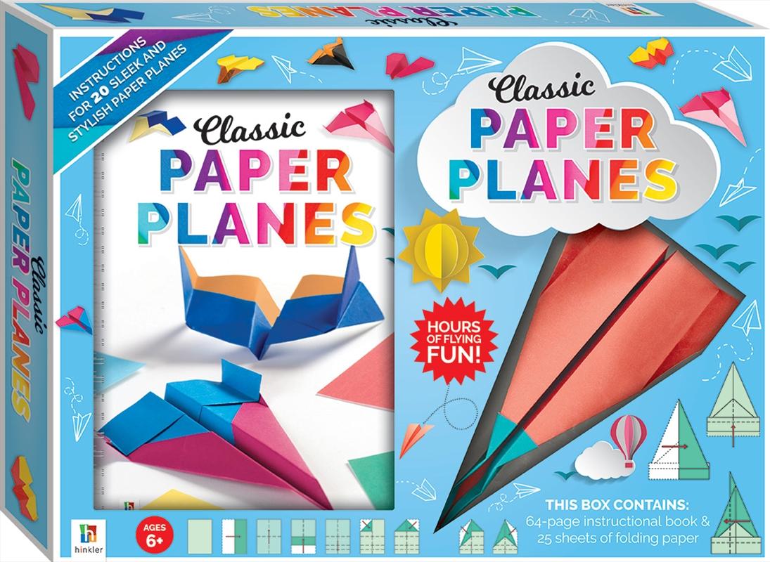 Classic Paper Planes: 2020 Ed | Merchandise
