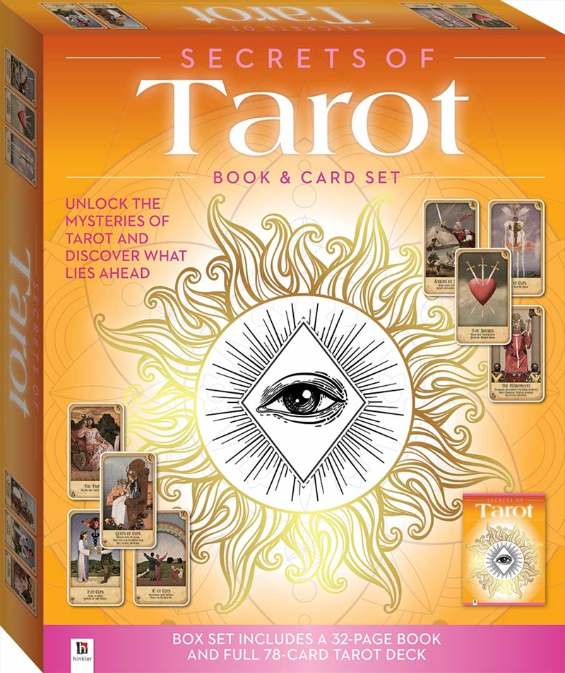 Secrets Of Tarot | Merchandise